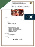 Transgresión- Informe Final