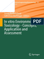 In vitro Environmental Toxicology - Concepts, Application and Assessment (2017)