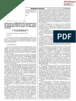 Autorizan La Ampliación de La Permanencia de Oficial Del Ejército en Los EE.uu. Como Vicepresidente Del Consejo de Delegados de La JID