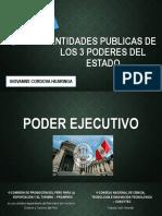 Empresas Publicas de Los 3 Poderes Del Estado