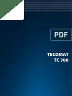 TC700 en Catalogue
