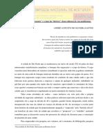 André Santos artigo ANPU