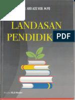 Landasan Pendidikan