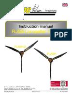 Duc Propeller manual