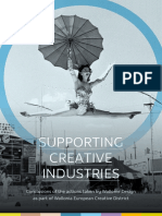 Supporting Creative Industries En