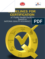 guidelines for quality assurance