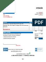 Cotizacion Dell Store Peru - Monitor Ultrasharp