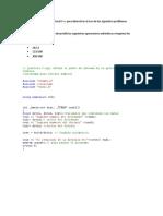 problemas resueltos en c++