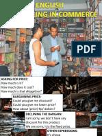 Dealing in Commerce
