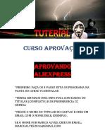 APROVAÇÃO  ALIEXPRESS  # TUTERIALBRASIL#