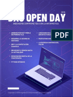 Dag Open Day Magazine