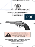Spanish Manual Smith and Wesson