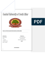 Protection Against Self Incrisment and HR Hard Copy