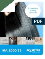 Brosur MA 2000-33