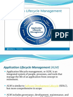 Application Lifecycle Management New