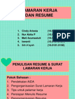Lamaran Kerja Dan Resume.pptx