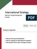 Week 8 International Strategy Dist(2)