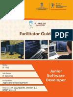 FG SSCQ0508 Junior Software Developer 20.07.2018