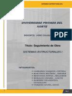 Informe Estructuras i