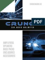 Crunch car Audio