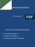 15. Surveilans Respon