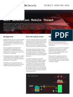 AdaptiveMobile Security Simjacker Briefing Paper