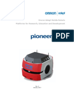 Manual of the pioneer LX