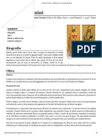 Cennino Cennini - Wikipedia, La Enciclopedia Libre