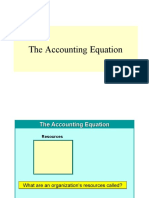 3.Accounting Equation &Accounting Cycle