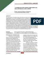 AKUNTANSI HIJAU BERBASIS ETIKA BISNIS IMPLEMENTASI di rsua ponorogo jatim.pdf
