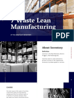 7 Waste Lean Manufacturing