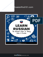 Learn Russian_ the Ultimate Guide to Talking Online in Russian ( PDFDrive.com )