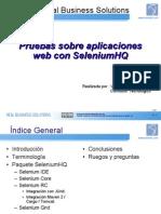 seleniumHQ