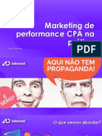 Marketing Performance // Brazil