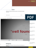 Well Foundation Ppt