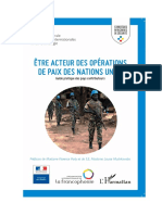 OMP ONU Guide Pratique Des Pays Contributeurs