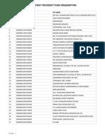 pf defalters list