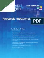 Anestesia Intravenosa Virbac