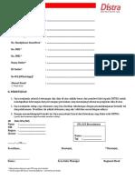 Form Registrasi Frontliner Final