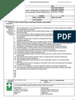 Lifting- SAMPLE-Method of Statment