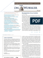 The Mormon Worker - Issue 4 - Jul 08