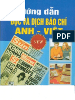 [Anh - Viet] Huong Dan Doc Va Dich Bao Chi