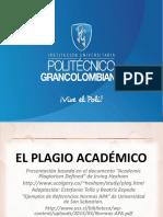 Presentación Sobre Plagio-2
