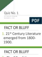 Quiz No 1.pptx
