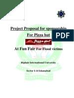 Pizza Hut Proposal