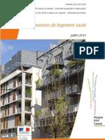 Brochure Organismes de Logement Social Juillet2010