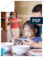 Fixed Wireless Access an Economic Study