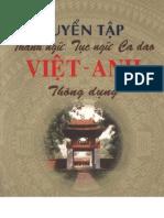 [Viet - Anh] Tuyen Tap Thanh Ngu - Tuc Ngu - CA Dao