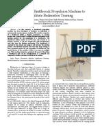 Badminton Paper