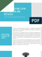 4. Análisis de Los Géneros de Punto Gramaje y Longitud de Malla (1)
